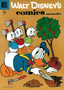 Walt Disney's Comics and Stories Vol 1 187