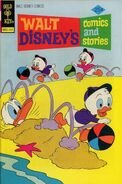 Walt Disney's Comics and Stories Vol 1 409