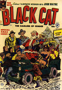 Black Cat Comics Vol 1 27