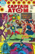 Captain Atom Vol 1 85-B