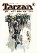 Edgar Rice Burroughs' Tarzan The Lost Adventure Vol 1 1