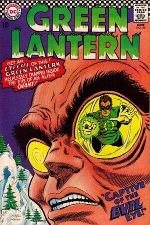 Green Lantern Vol 2 53