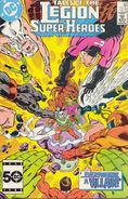 Legion of Super-Heroes Vol 2 328