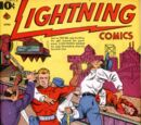 Lightning Comics Vol II 6
