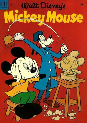 Mickey Mouse Vol 1 35