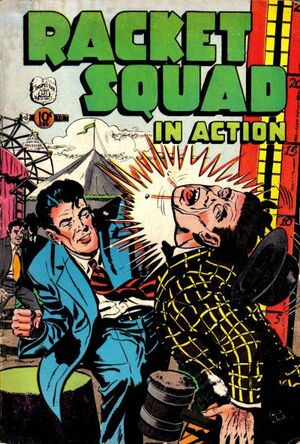 Racket Squad in Action Vol 1 7
