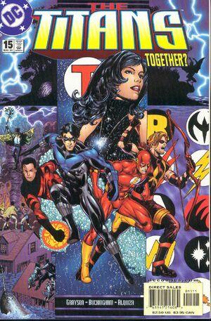 Titans (DC) Vol 1 15