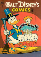 Walt Disney's Comics and Stories Vol 1 135