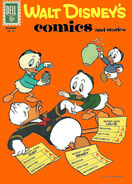 Walt Disney's Comics and Stories Vol 1 255