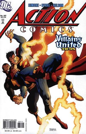 Action Comics Vol 1 831