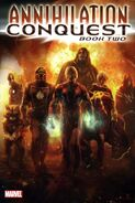 Annihilation Conquest Book 2