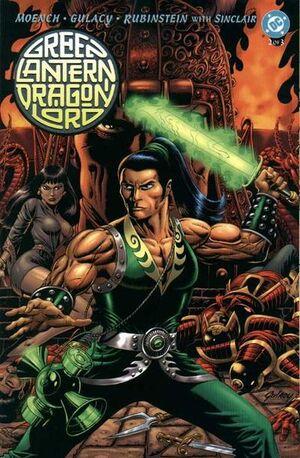 Green Lantern Dragon Lord Vol 1 2