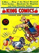 King Comics Vol 1 8