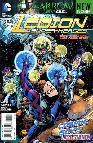 Legion of Super-Heroes Vol 7 13