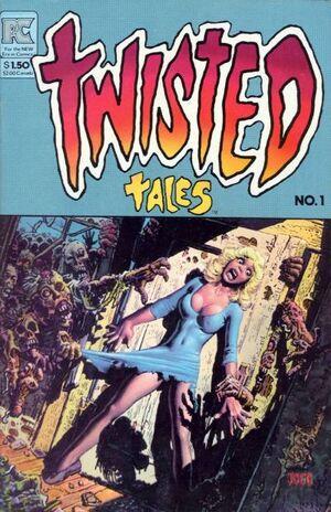 Twisted Tales Vol 1 1