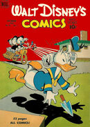 Walt Disney's Comics and Stories Vol 1 109