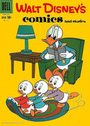 Walt Disney's Comics and Stories Vol 1 221