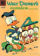 Walt Disney's Comics and Stories Vol 1 235