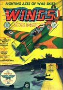 Wings Comics Vol 1 1