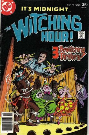 Witching Hour Vol 1 74