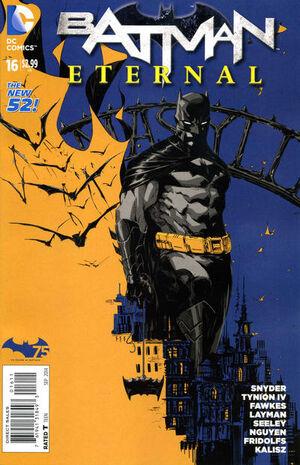 Batman Eternal Vol 1 16