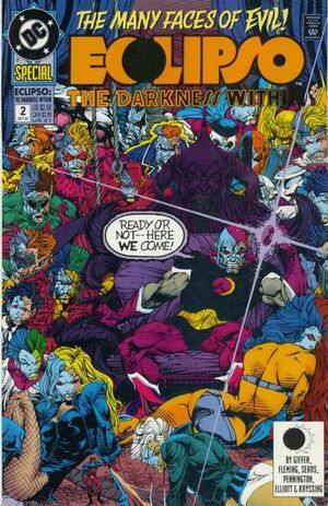 Eclipso The Darkness Within Vol 1 2