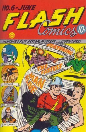 Flash Comics Vol 1 6