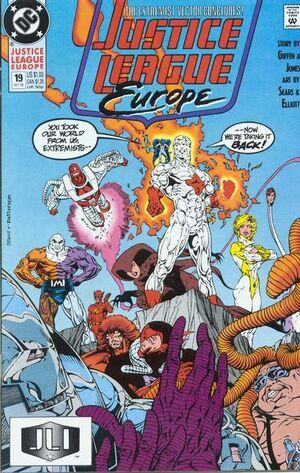 Justice League Europe Vol 1 19