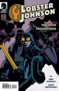 Lobster Johnson The Iron Prometheus Vol 1 2