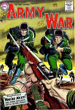 Our Army at War Vol 1 56