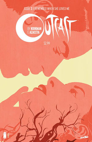 Cover for Outcast #3 (2014)