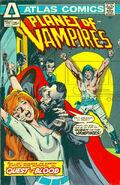 Planet of Vampires Vol 1 2