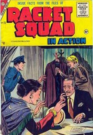 Racket Squad in Action Vol 1 23