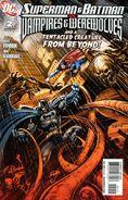 Superman and Batman vs. Vampires and Werewolves Vol 1 2
