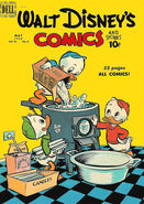 Walt Disney's Comics and Stories Vol 1 116