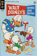 Walt Disney's Comics and Stories Vol 1 363