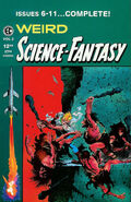 Weird Science-Fantasy Annual Vol 1 2