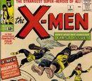 X-Men Vol 1 1