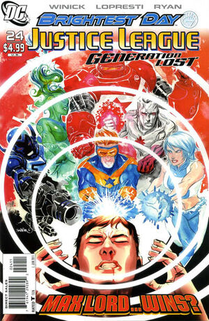 Justice League Generation Lost Vol 1 24