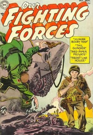 Our Fighting Forces Vol 1 1