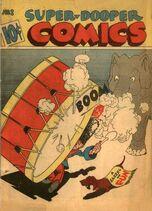 Super-Dooper Comics Vol 1 2