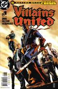 Villains United Vol 1 1