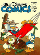 Walt Disney's Comics and Stories Vol 1 50