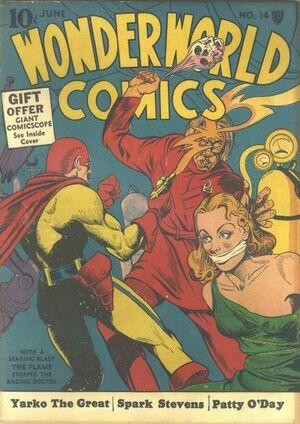 Wonderworld Comics Vol 1 14