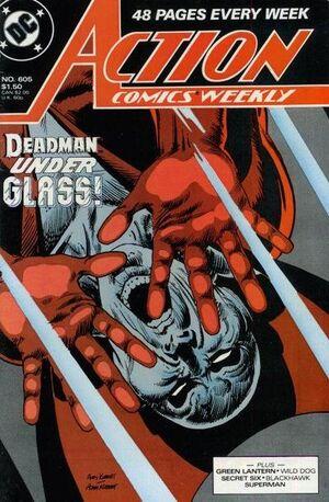 Action Comics Vol 1 605