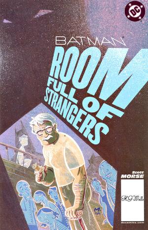 Batman Room Full of Strangers Vol 1 1