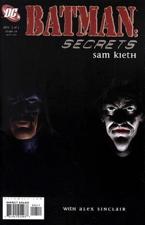 Batman Secrets Vol 1 4