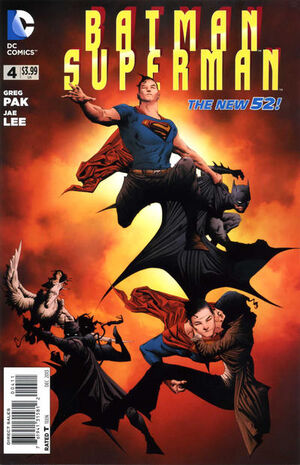 Batman Superman Vol 1 4