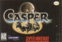 Casper Coverart