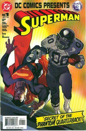 DC Comics Presents Superman Vol 2 1